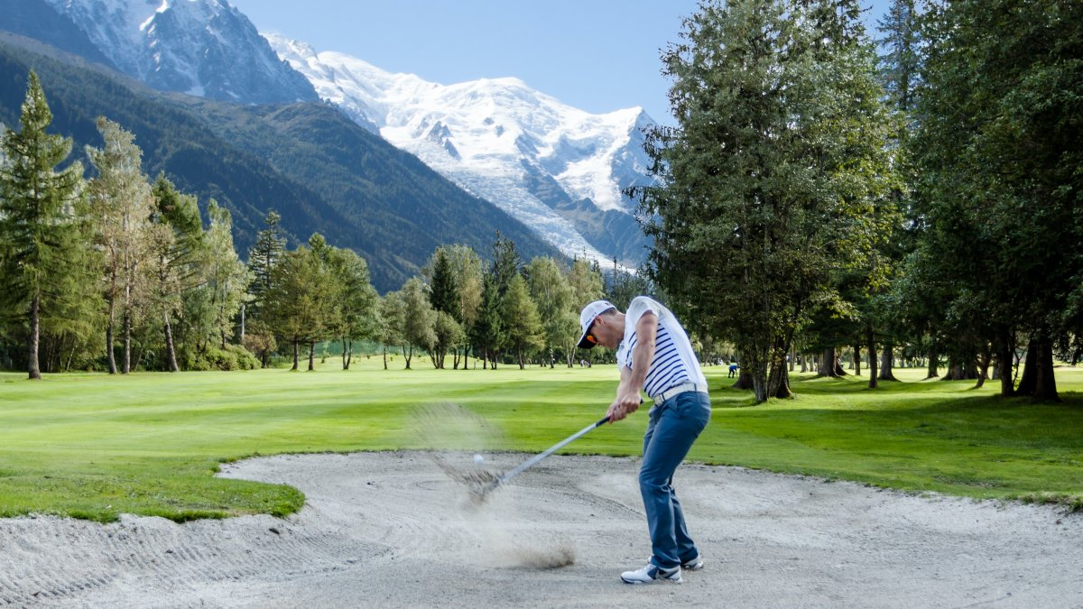 Commission sportive du golf club de chamonix