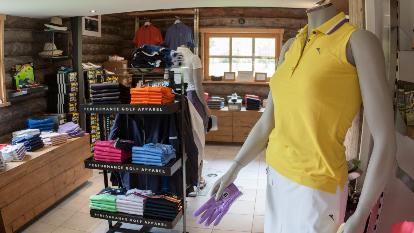 Boutique golf de Chamonix