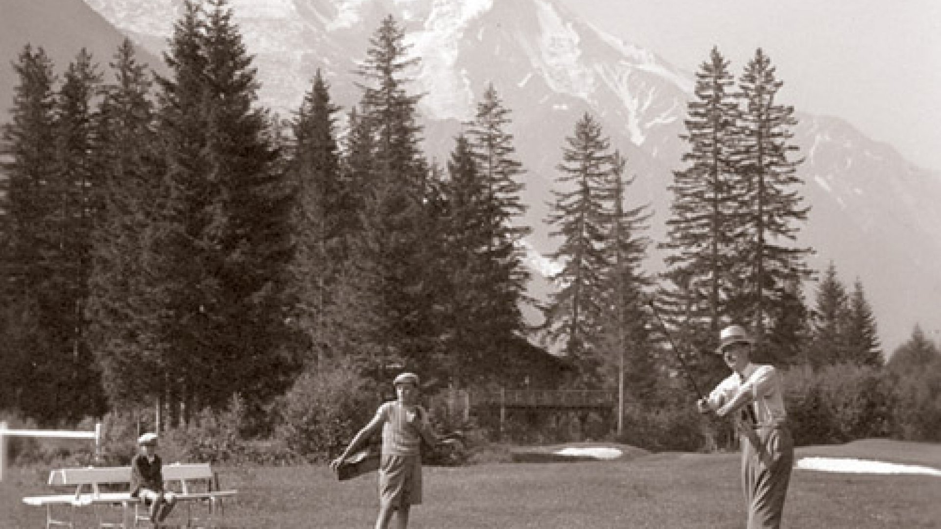 Robert Trent Jones - Golf de chamonix